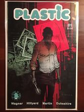 Plastic issue #1 Cover A NM 1st Print Image Doug Wagner Daniel Hillyard