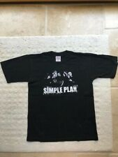 Simple Plan T-Shirt / Youth Large / Pre Owned / Xlnt Condition