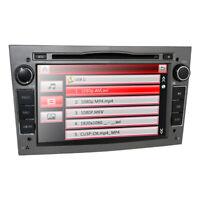 OPEL Astra GPS Autoradio DVD Navi RDS Antara Corsa Vectra Zafira Vivaro Grau