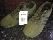 Addidas ZX Flux (new with tags) Green/Khaki - size 6
