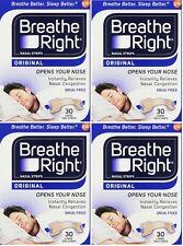 Breathe Right nasal tiras original bronceado grande 30ct