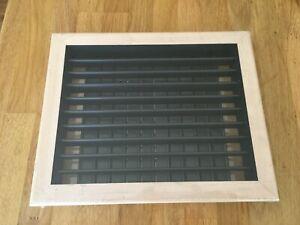 Maple 4 Way Supply Grille 8 x 10, M7F, Interior 0 By MSI VHMA810M7FI BNIP