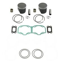 2011-2012 Ski-Doo MXZ Sport 550 550F Pistons,Bearings,Top End Gasket Rebuild Kit