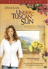 Under the Tuscan Sun (DVD, 2004, Full Frame Edition) Diane Lane