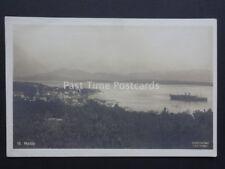 Norway: Molde Old RP Postcard