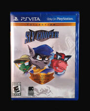 Sly Cooper Collection  (PlayStation Vita, 2014) BRAND NEW / Region Free