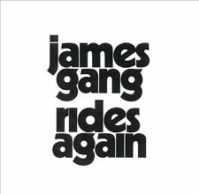 Rides Again by James Gang (CD, Sep-1991, Beat Goes On)
