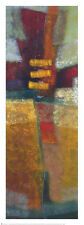 ABSTRACT ART PRINT - Atmosphere II by Craig Alan 48x18 Oversize Modern Poster