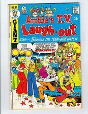 Archie's t.v. laugh-out #22 1973