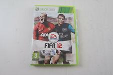 XBOX 360 Juego FIFA 12 probado y funcionando en muy buena condición