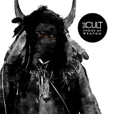 THE CULT - CHOICE OF WEAPON  CD NEU