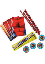 Spider-Man Party Favours Stationery Kit