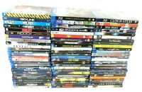 Lot of 76 Blu-ray Movies: Disney, Marvel, Comedy, Action, Drama & More
