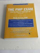 The Pmp Exam by Andy Crowe How to Pass on Your First Try
