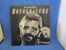 RINGO'S ROTOGRAVURE RECORD ALBUM LP 33 VINTAGE 1976 SD 18193