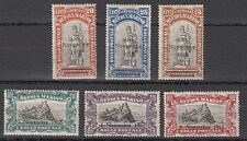 SAN MARINO, 1918 Beendigung I WK 62-67 *, (21675)
