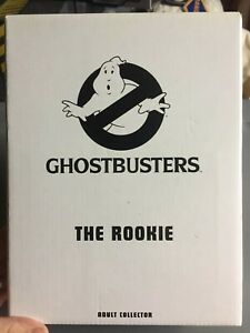 Ghostbusters Rookie Matty Collector Figure