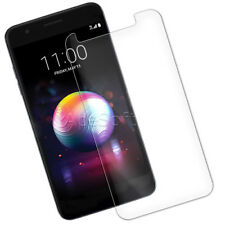 1X Tempered Glass HD Clear Screen Protector Saver for LG Premier Pro LTE L413DL