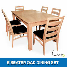 Rectangular Oak Dining Furniture Sets