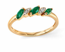 Emerald Yellow Diamond Fine Jewellery