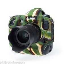 easyCover Armor Protective Skin for Nikon D4s (Camouflage) ->Bump Insurance!