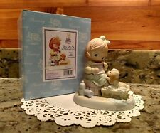 """2002 Precious Moments """"You Are My In-Spa-Ration"""" Members' Only Figurine W/ Box"""