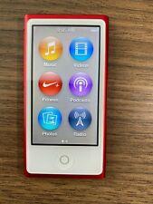 Apple iPod Nano 16GB Red (7th Gen)