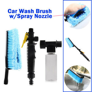 Professional Car or Van Wash Brush extends to 1.8M long