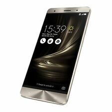 Asus Zenfone 3 Deluxe ZS570KL 4G Dual SIM Phone (64GB) - Silver