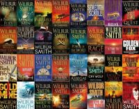 Wilbur Smith Audiobook Collection 40 Unabridged Novels Complete Audio Books