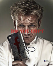 Gordon Ramsay Hell's Kitchen Autographed Signed 8x10 Photo Reprint