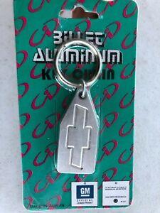 CHEVY Chrome billet aluminum key chain