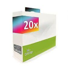 20x MWT Cartridge for Epson Stylus DX-4450 DX-4000 SX-415 SX-417 DX-5000 DX-7000