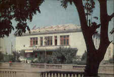 Osch Ош Kirgisistan Ex-Sowjetunion Vintage Postcard ~1970 Gebäude Building PK