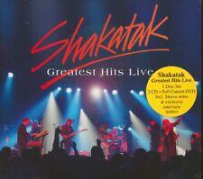 SEALED NEW CD Shakatak - Greatest Hits Live
