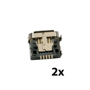 New 2x Micro USB Charging Port Jack Connector for JBL FLIP 3 Bluetooth Speaker
