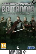 Total War Saga: Thrones of Britannia - Steam Spiel PC Online Download Key - DE