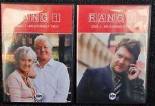 RANG 1 - AFLEVERINGEN 1 TOT 7  --- !!!  2 DVD BOX  !!!