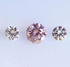 Diamond Pink Natural Fine Necklaces & Pendants