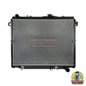 Heavy Duty Radiator Landcruiser 100 Series V8 4.7L 2UZ Petrol