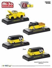 INSTOCK  M2 MACHINES MOONEYE'S RELEASE MJ TOYS 1/64 3 CAR SET