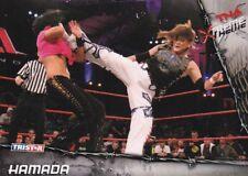2010 Tristar Tna Xtreme Wrestling Trading Card, #64 Hamada