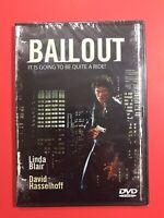 Bail Out (Slim Case DVD) Linda Blair David Hasselhoff - New Factory Sealed