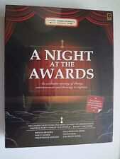 A Night At The Awards Dinner Party Kit NIB Includes After-Dinner Games China