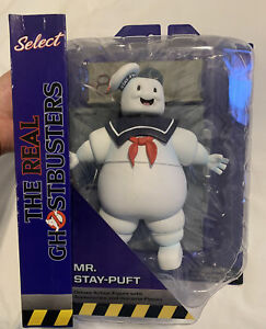 NEW Diamond Select The Real Ghostbusters Mr Stay-Puft Marshmallow Man Figure