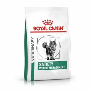 Royal Canin Veterinary Diet Feline Satiety Weight Management Cat Food SAT 34
