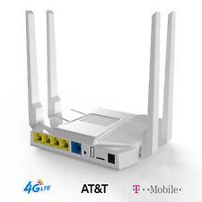 Cioswi WE1326BKC 3G 4G LTE Hotspot Router Sim Card Slot 4G Modem ATT T-Mobile