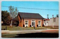 Winchester Virginia~Farmers & Merchants National Bank~Cameron Street~1950s