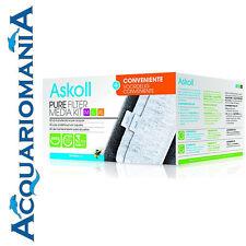 Askoll Pure Filter Media Kit M L XL formato Convenienza con cartucce 3Action