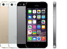 Apple iPhone 5s - 16GB 32GB 64gb- Unlocked Smartphone mix GRADE